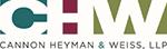 cannon-heyman-weiss-llp-logo