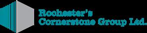 Rochester's Cornerstone Group Logo